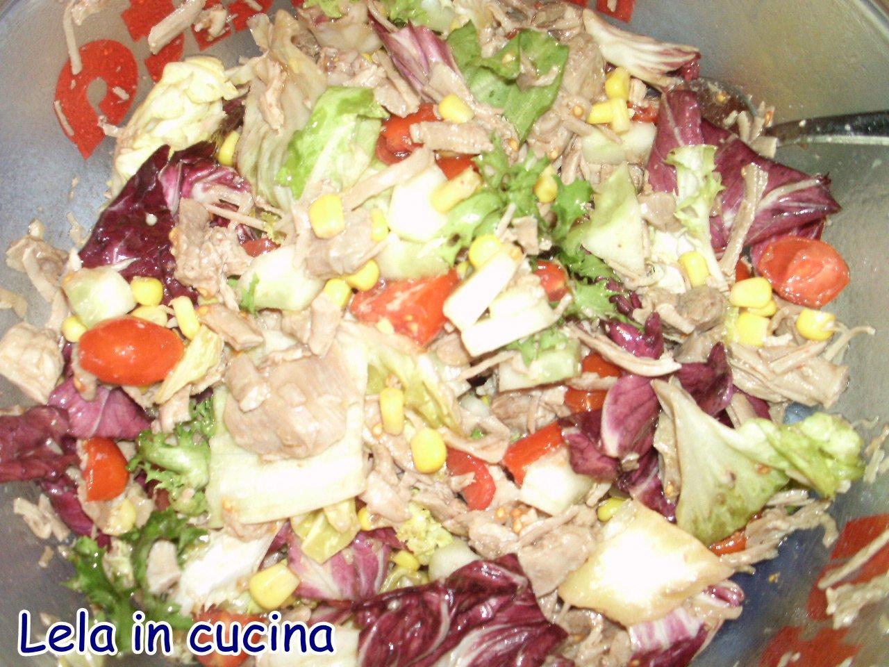 Lela in cucina tutti possono cucinare insalata di carne for Cucinare cetrioli