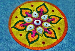 Pookalam Image-Pookalam Design 1 [ Onam Pookalam Images And Design For Onam Athapookalam Images ]