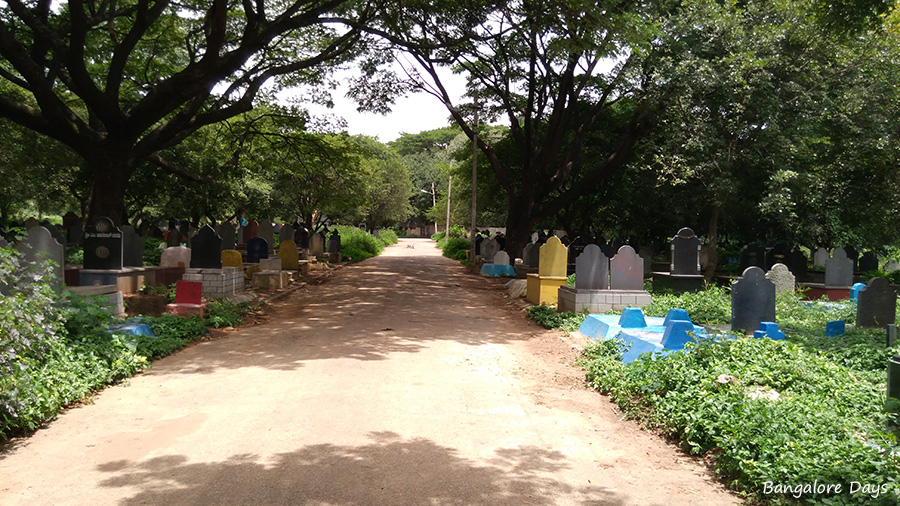 Lakshmipuram Burial Ground