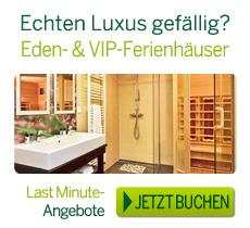 Luxus Ferienhaus Last Minute