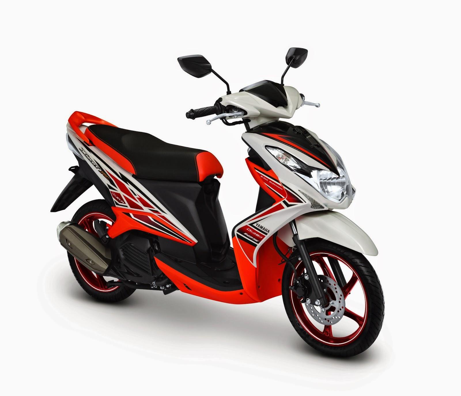 Daftar Harga Motor Yamaha | Free Modifikasi Motor