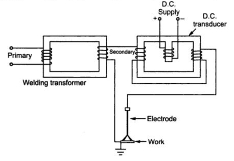 welding transformer working principle and applications electrical rh electricaledition com arc welding transformer winding diagram Transformer Phasor Diagram
