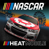 Download Game NASCAR Heat Mobile v1.2.1 Mod Apk Unlimited Money