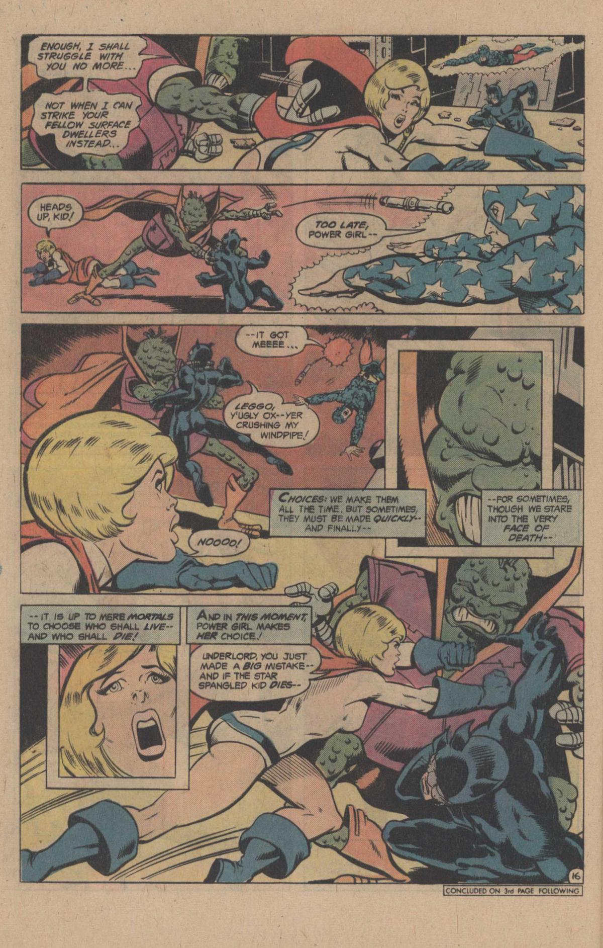 Read online All-Star Comics comic -  Issue #67 - 28