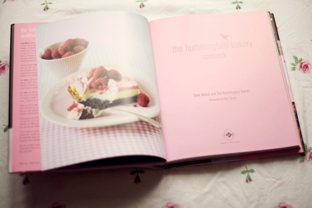 Open Hummingbird Bakery Cookbook