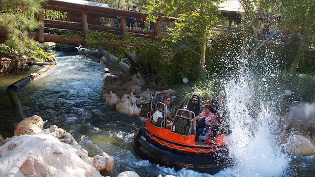 Parque Disney California Adventure Park na Califórnia