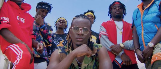 Willy Paul Ft Badgal Cecile - Sikireti Reloaded
