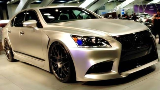 2017 Lexus LS 460 F Sport Review