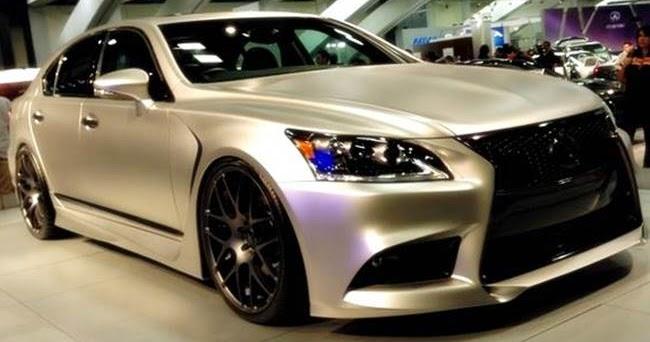 2017 Lexus LS 460 F Sport Review | Auto Redesign Release