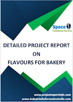 Flavours for Bakery Project Report