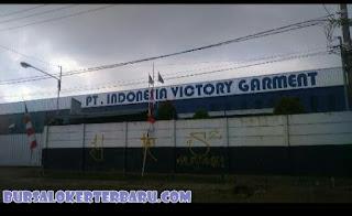 Lowongan Kerja Operator Sample di PT Indonesia Victory Garment