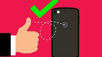 Come aggiungere l'impronta digitale su Android