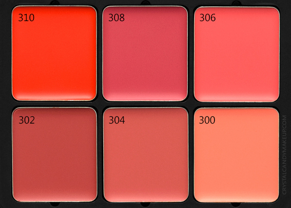 Make Up For Ever Ultra HD Cream Blush Palette Review