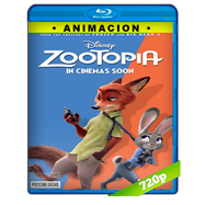 Zootopia (2016) BRRip 720p Audio Dual Latino-Ingles