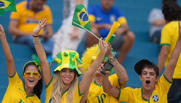 Urutan Jumlah Penduduk Brazil Terbanyak Di Dunia tahun 2019