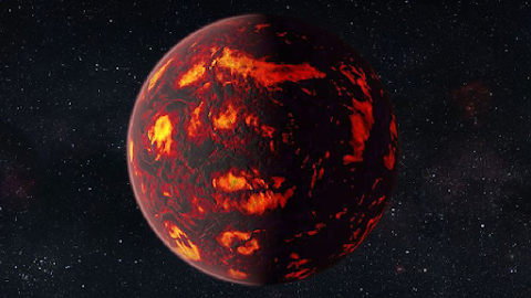 Planet 60 Times Bigger Than Earth Discovered