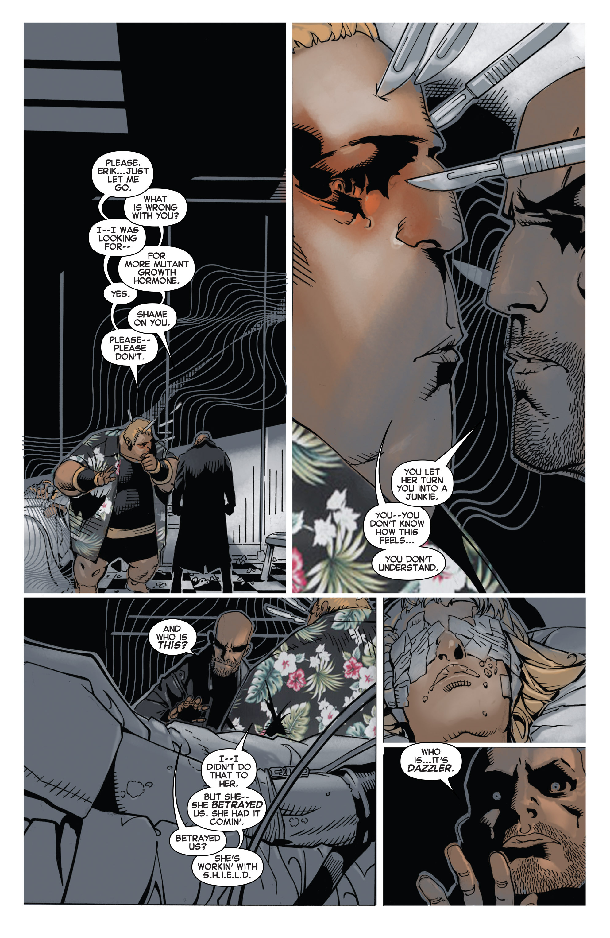 Read online Uncanny X-Men (2013) comic -  Issue # _TPB 4 - vs. S.H.I.E.L.D - 51
