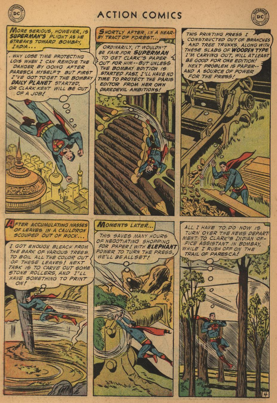 Action Comics (1938) 203 Page 5