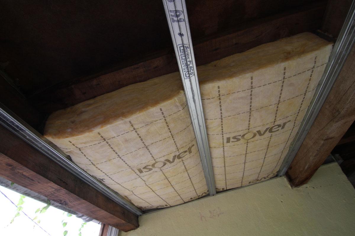 r novation de ma maison isoler un toit. Black Bedroom Furniture Sets. Home Design Ideas