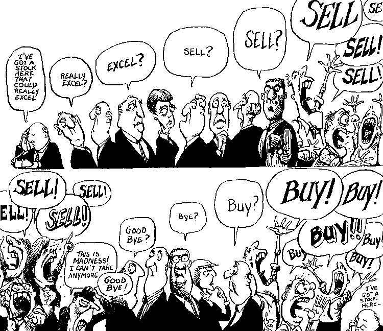 đầu tư theo tin đồn