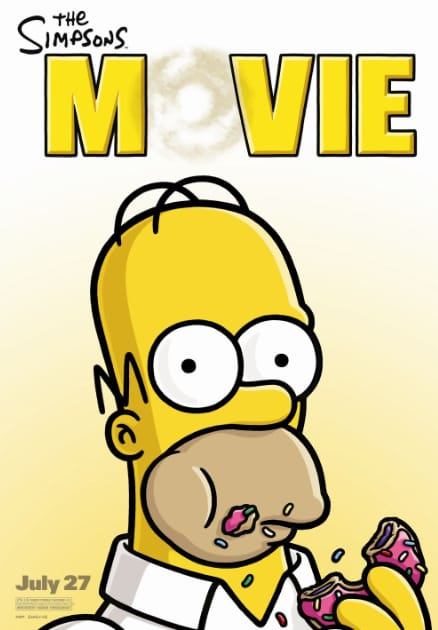 Back again with mimin who on this occasion will deliver a new movie called Download The Simpsons Movie 2007 BluRay Full Movie