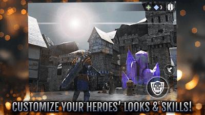 Heroes and Castles 2 v1.00.15.0 Mod Apk Data (Mega Mod)