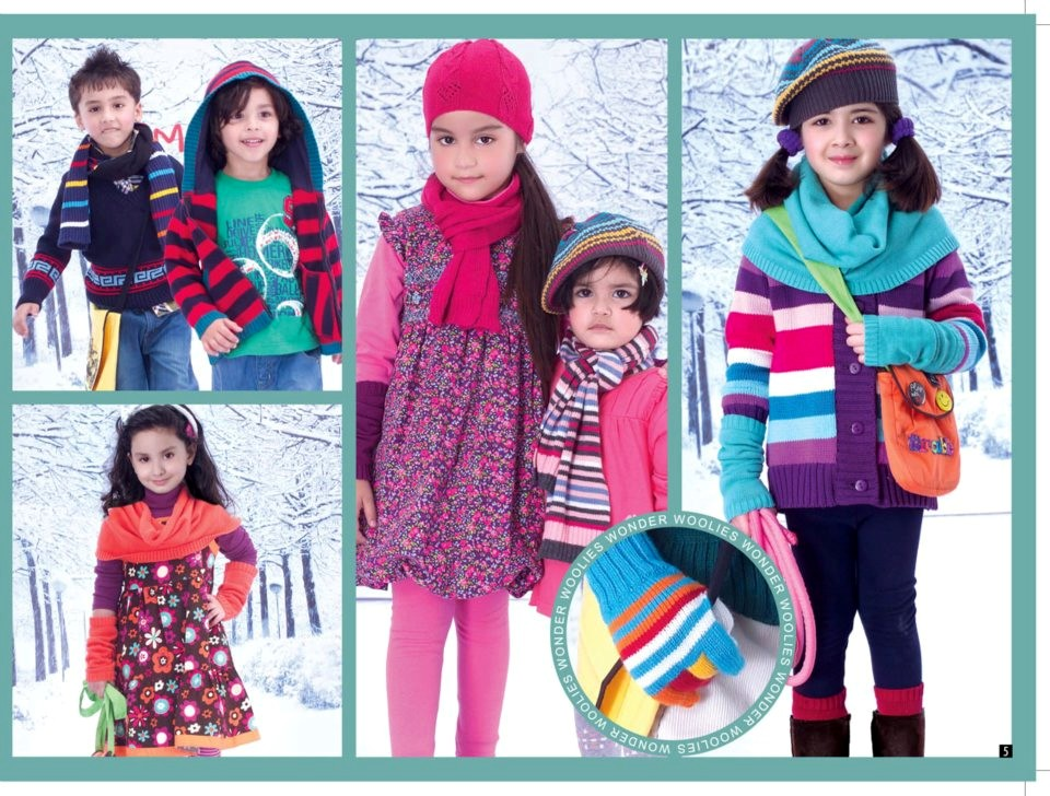 26686ea170f4 Skills Pak  Minnie Minors Fall-Winter Collection 2012