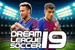 Dream League Soccer 2019 Mod Apk + Data (Unlimited Money) Terbaru