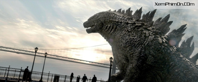 Quái Vật Godzilla - 2014