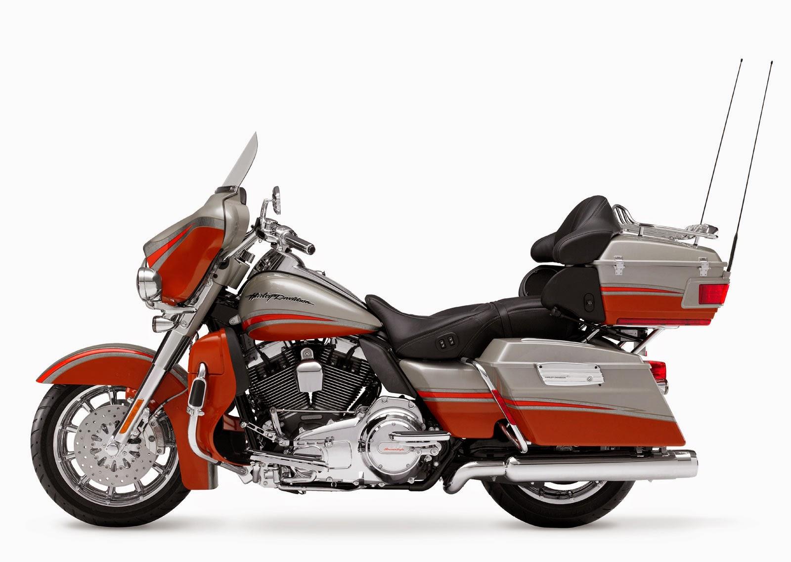 Harley-Davidson CVO Ultra Classic Electra Glide FLHTCUSE4 Owner's Manual  2009