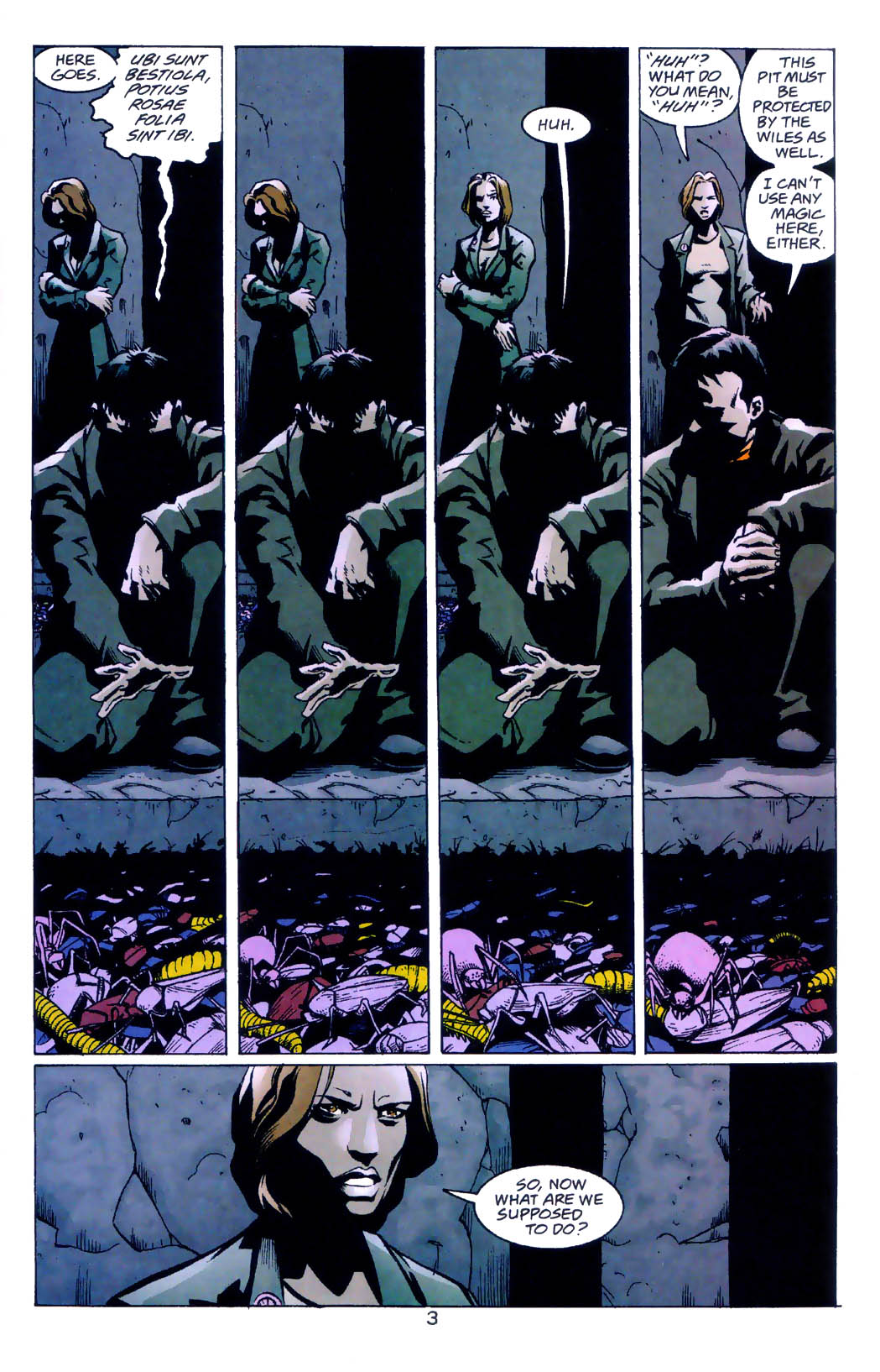 Read online Midnight, Mass comic -  Issue #5 - 4