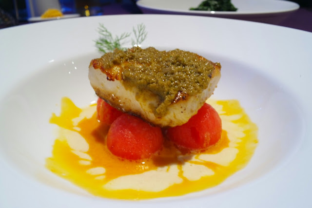 Eon51 baked cod fish