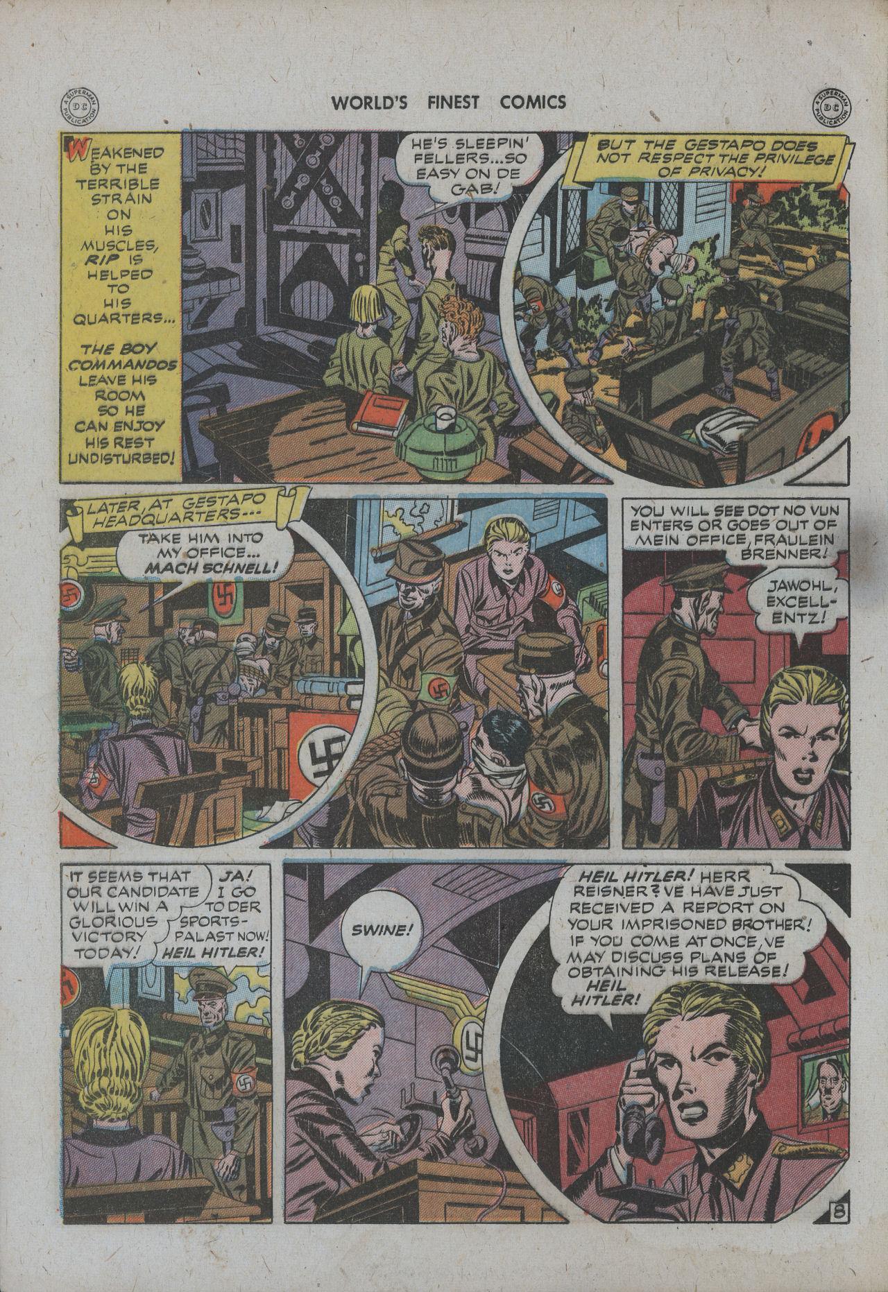 Read online World's Finest Comics comic -  Issue #15 - 57