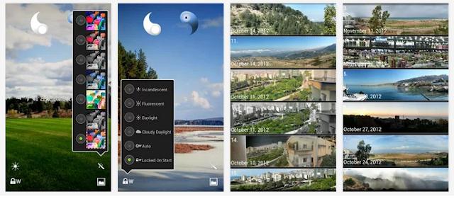تحميل برنامج التصوير البانورامي للاندرويد مجاناً 2.0.1 DMD Panorama Free APK