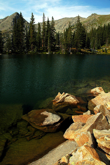 Colorado Wilderness Hiking And Camping In The