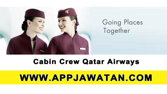 Cabin Crew Qatar Airways