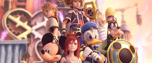 Could Kingdom Hearts III Have Kinect Voice Recognition? Nomura Shows Interest