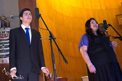 Coro para Misa de Honras