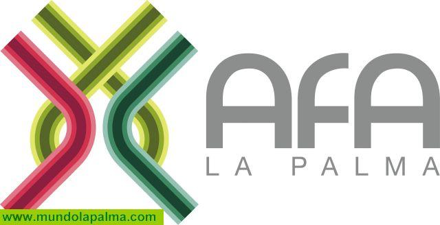 9 profesionales refuerzan el equipo de AFA La Palma gracias al convenio de colaboración con el Servicio Canario de Empleo