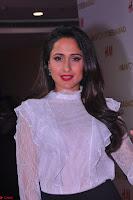 Pragya Jaiswal in lovely Black Mini Skirt and White Transparent Shirt ~  Exclusive 028.JPG