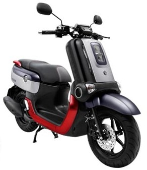 Harga Yamaha QBIX