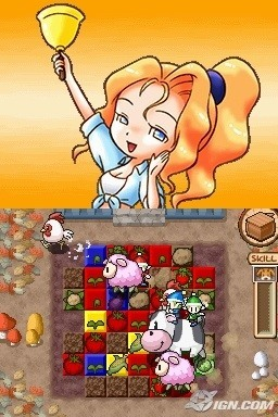 Harvest Moon Frantic Farming DS ROM – PPSSPP PS2 APK Android Games Download emuparadise