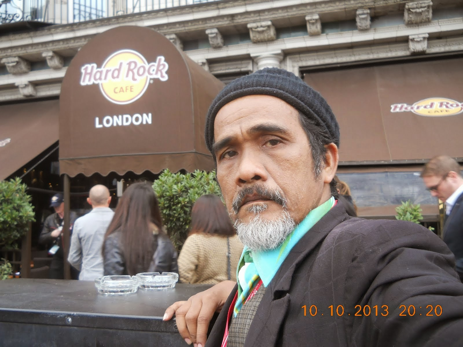 hard rock ,london