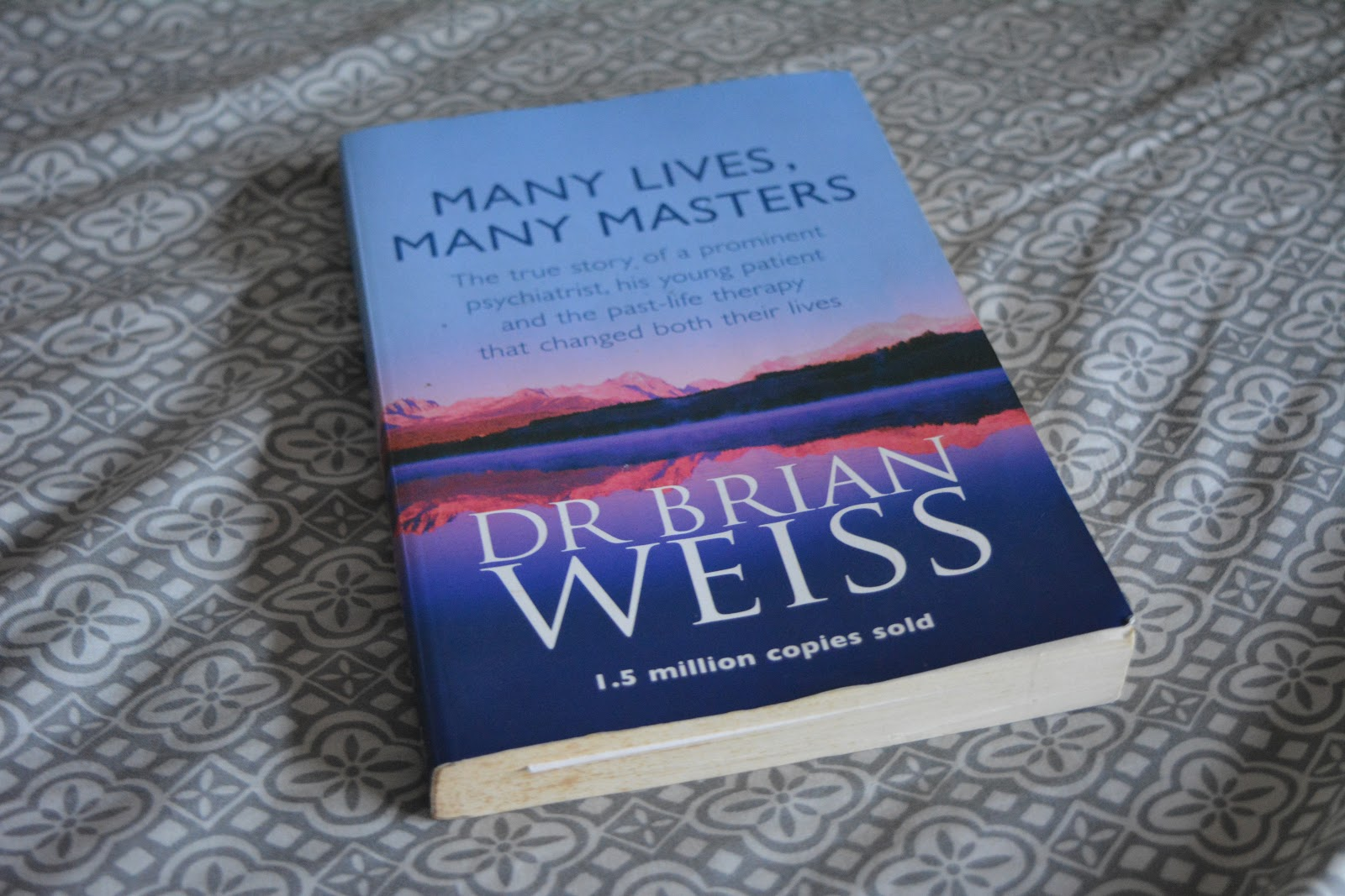 many lives many masters dr. brian weiss book reincarnation
