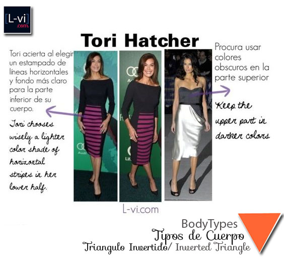 [Inverse Triangle] Tori Hatcher styling. L-vi.com
