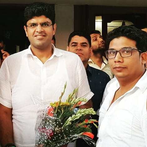 Happy Birthday Congratulations to Indu Tigong Late President Ravindra Parashar Advocate