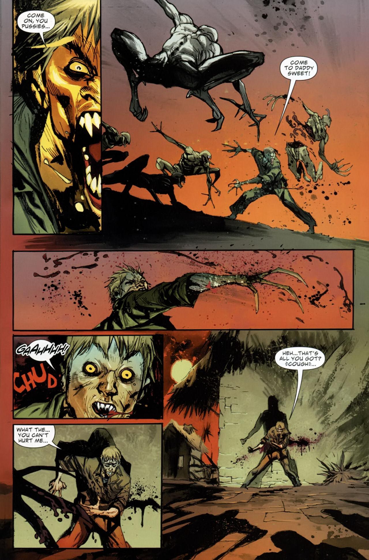 Read online American Vampire comic -  Issue #15 - 4