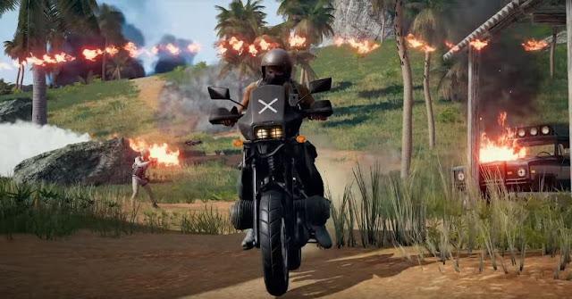 PlayerUnknown's Battlegrounds PC Game Download