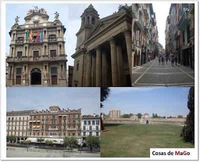 Imágenes de Pamplona/Iruña