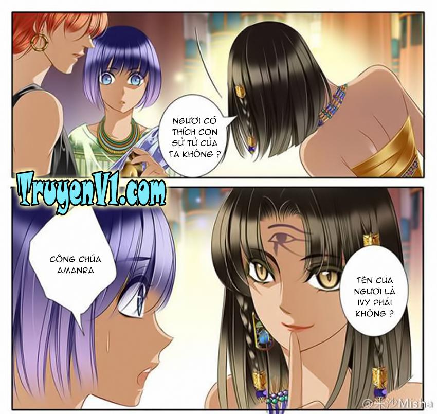 a3manga.com Sủng Phi Của Pharaoh Chap 19
